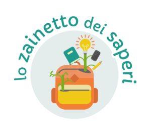 Logo zainetto dei saperi